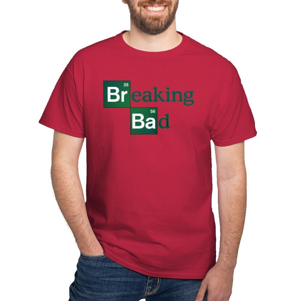 CafePress-Breaking-Bad-Dark-T-Shirt-100-Cotton-T-Shirt-897352448 thumbnail 28