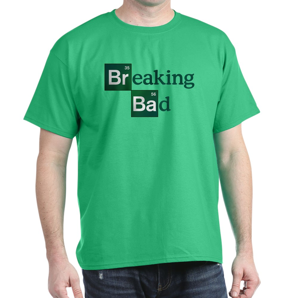 CafePress-Breaking-Bad-Dark-T-Shirt-100-Cotton-T-Shirt-897352448 thumbnail 106