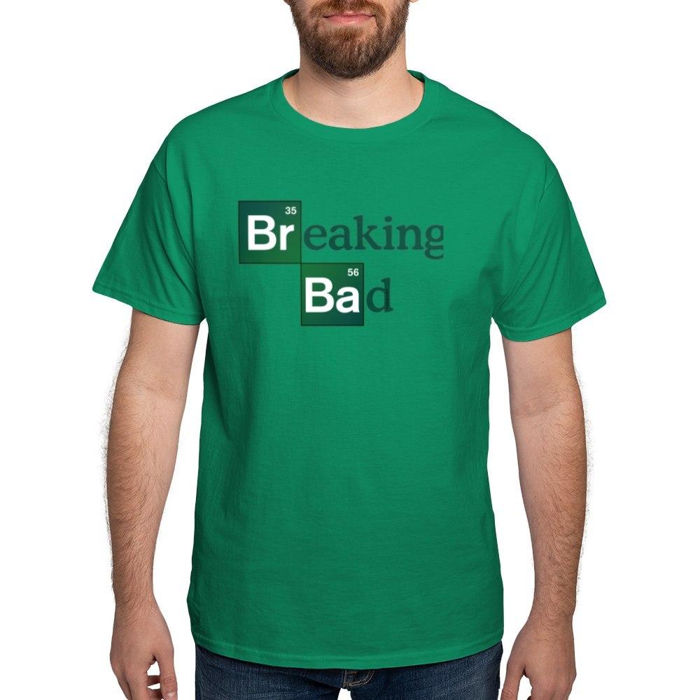 CafePress-Breaking-Bad-Dark-T-Shirt-100-Cotton-T-Shirt-897352448 thumbnail 108