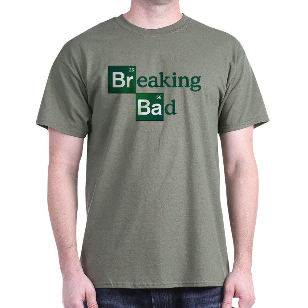 CafePress-Breaking-Bad-Dark-T-Shirt-100-Cotton-T-Shirt-897352448 thumbnail 60
