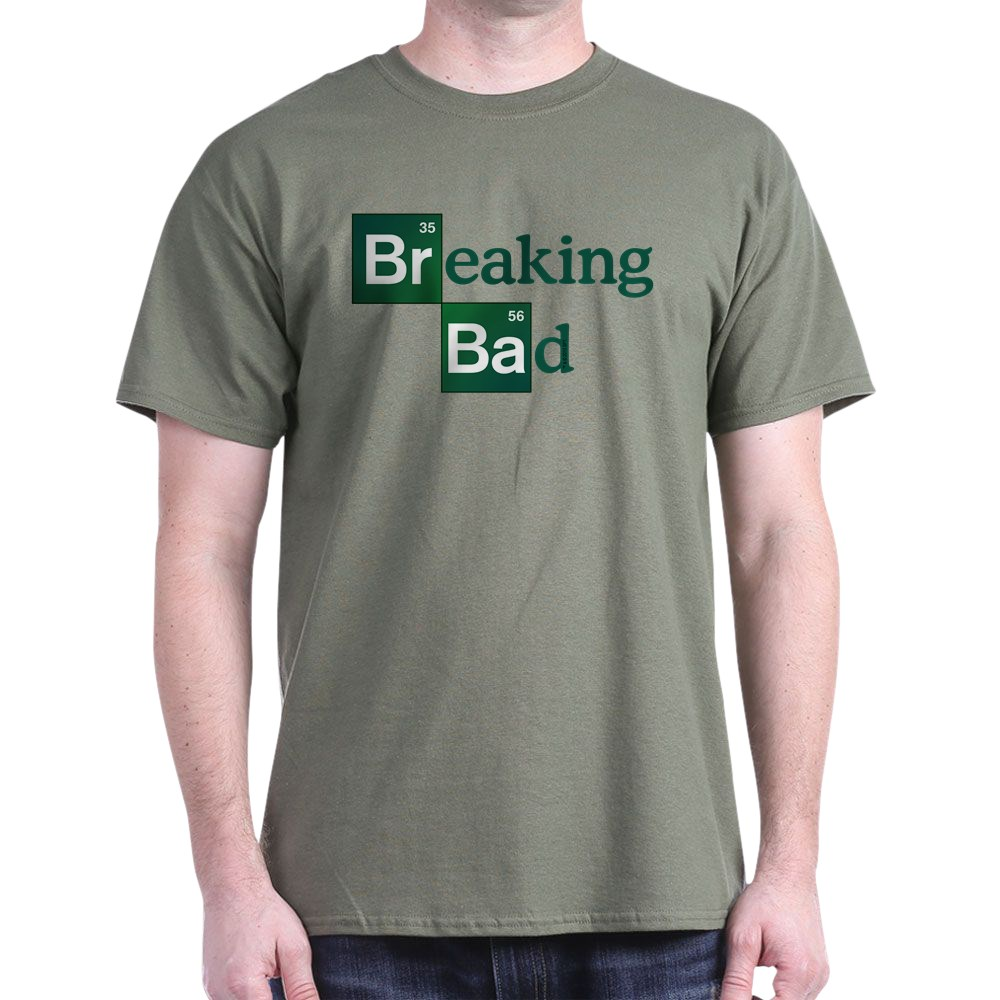 CafePress-Breaking-Bad-Dark-T-Shirt-100-Cotton-T-Shirt-897352448 thumbnail 58