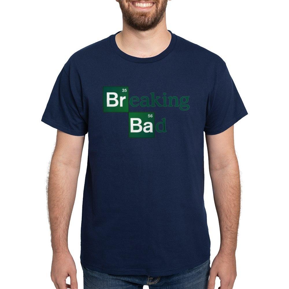 CafePress-Breaking-Bad-Dark-T-Shirt-100-Cotton-T-Shirt-897352448 thumbnail 46