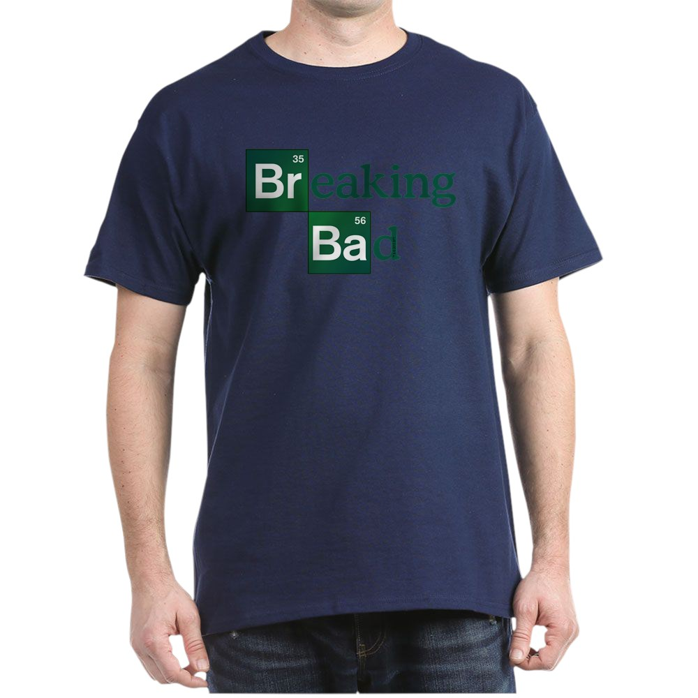 CafePress-Breaking-Bad-Dark-T-Shirt-100-Cotton-T-Shirt-897352448 thumbnail 48