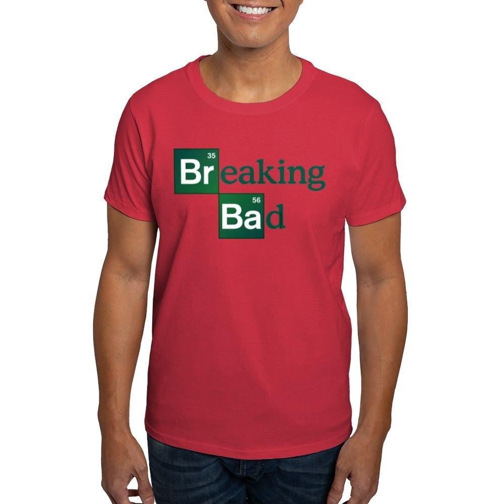 CafePress-Breaking-Bad-Dark-T-Shirt-100-Cotton-T-Shirt-897352448 thumbnail 16