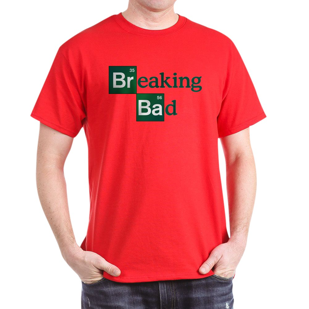 CafePress-Breaking-Bad-Dark-T-Shirt-100-Cotton-T-Shirt-897352448 thumbnail 24