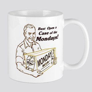Case of the Mondays Mug