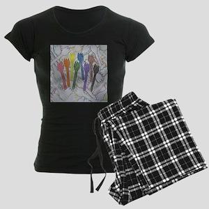 12x12 shapes contour Pajamas