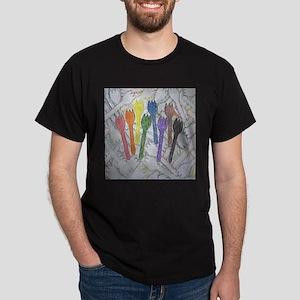 12x12 shapes contour T-Shirt