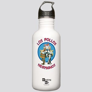 Los Pollos Hermanos Stainless Water Bottle 1.0L