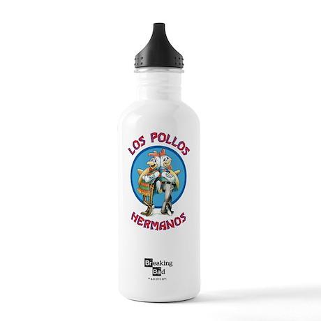 Los Pollos Hermanos Stainless Water Bottle 1.0L