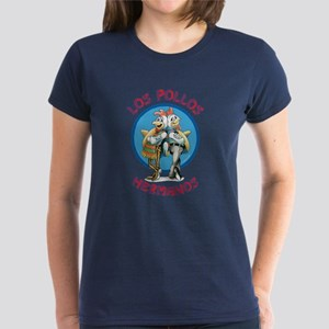 Los Pollos Hermanos Women's Dark T-Shirt