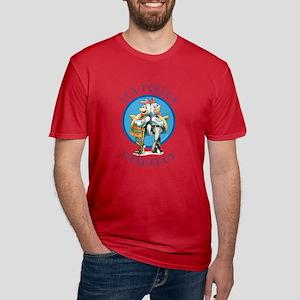 Los Pollos Hermanos Men's Fitted T-Shirt (dark)