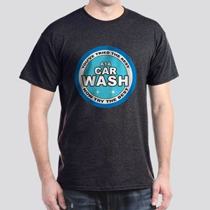 A1A Car Wash Dark T-Shirt