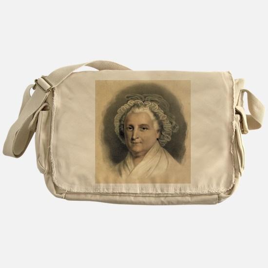 Martha Washington - 1872 Messenger Bag