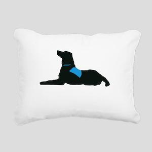 therappinkdots2 Rectangular Canvas Pillow