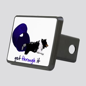 tunnel_getthroughit Rectangular Hitch Cover
