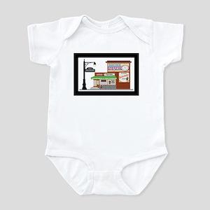 Bronx Soda Shop Infant Bodysuit
