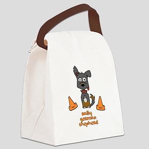 rallyshpherd Canvas Lunch Bag