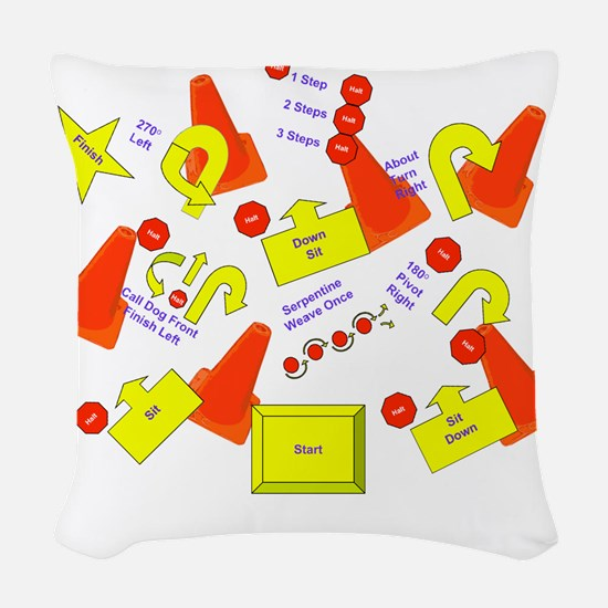 lotsofsigns2.png Woven Throw Pillow