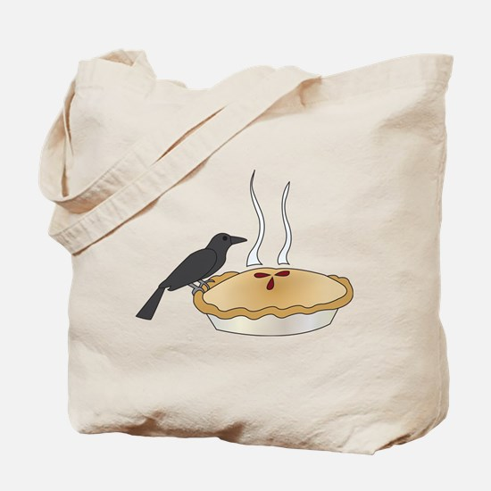 Blackbird Pie Tote Bag