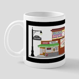 Brooklyn Soda Shop Mug