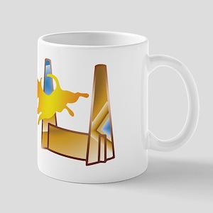 Pop Art Flyball Mug