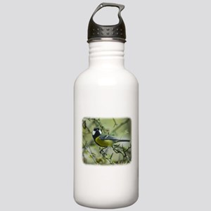 Great Tit 9P52D-120 Stainless Water Bottle 1.0L