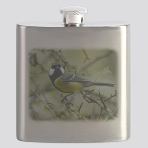 Great Tit 9P52D-120 Flask