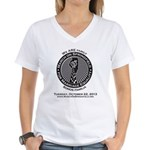 March on Springfield for Marriage Equality logo T-