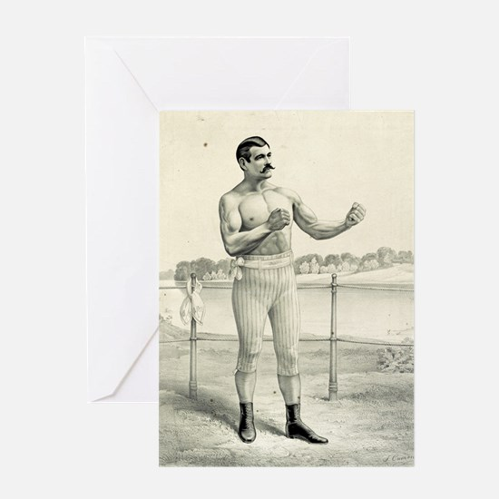 John L. Sullivan, champion pugilist of the world -