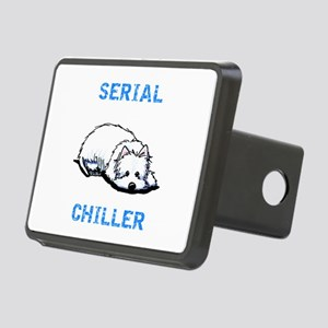 Westie Serial Chiller Rectangular Hitch Cover