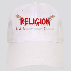 Religion is a brain-sucking zombie Cap