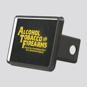 ATF Rectangular Hitch Cover