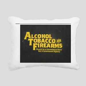 ATF Rectangular Canvas Pillow