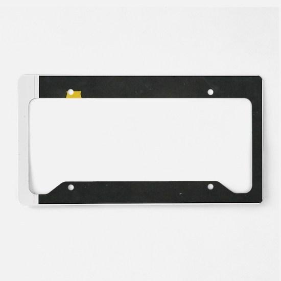 ATF License Plate Holder