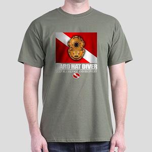 Hard Hat Diver T-Shirt