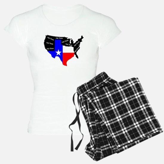 Not Texas Pajamas