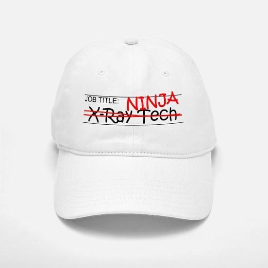 Job Ninja X-Ray Tech Baseball Baseball Cap