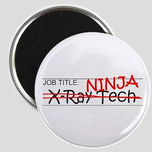 Job Ninja X-Ray Tech Magnet