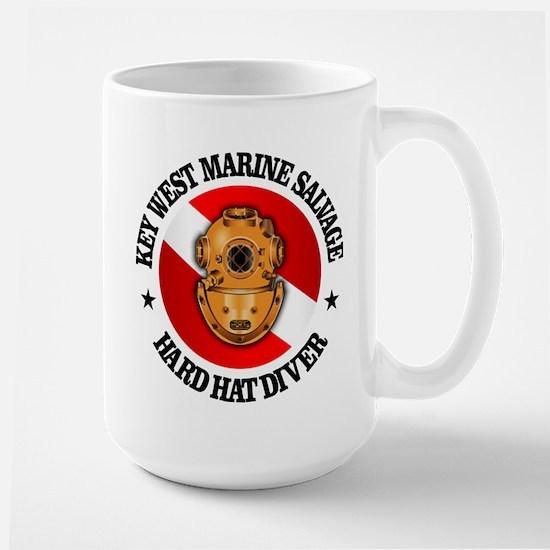 Key West Marine Salvage Mug