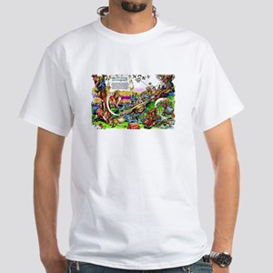 Extreme Croquet White T-Shirt