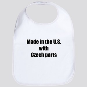 Made in the U.S. with Czech Parts Bib