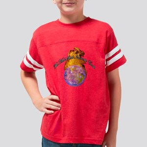 MeekEarth3 Youth Football Shirt