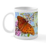 Beautiful Butterfly Print Mug