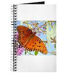 Beautiful Butterfly Print Journal