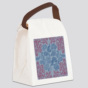 Henna Canvas Lunch Bag