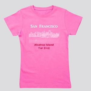 San Francisco Girl's Tee