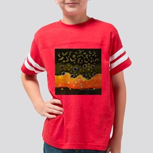 83fb9d6a1 Trout Watercolor Kids Clothing   Accessories - CafePress
