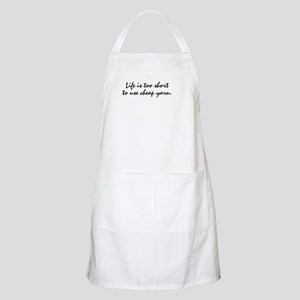 Cheap Yarn BBQ Apron