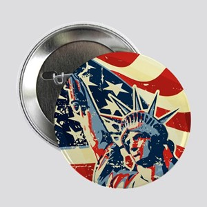 "Happy Independence Day 2.25"" Button (10 pack)"